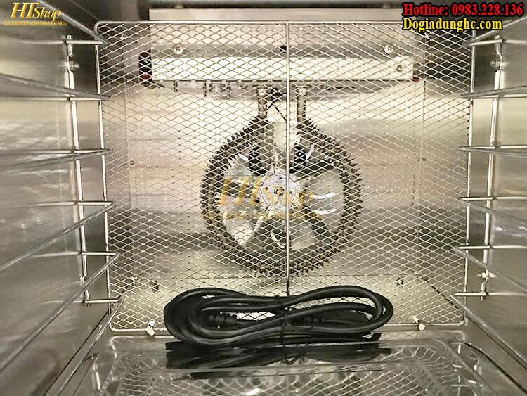 Cụm động cơ máy sấy thực phẩm gia đình
