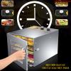 Cài đặt hẹn giờ sấy cho thực phẩm giúp tiết kiệm thời gian