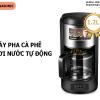 thể tích bình chứa cà phê 1.2l cho mỗi lần pha