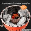 Phần thân của bếp nướng than hoa không khói BBQ-HT01