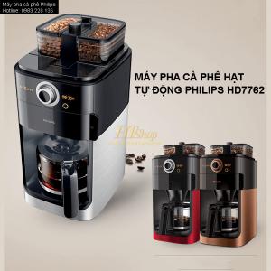 máy pha cà phê Philips HD7762