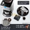 máy pha cà phê philips hd7753 có thể điều chỉ độ mịn thô khi xay
