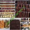 Hình ảnh thực tế sản phẩm được sấy từ máy mấy trái cây công nghiệp 20 khay